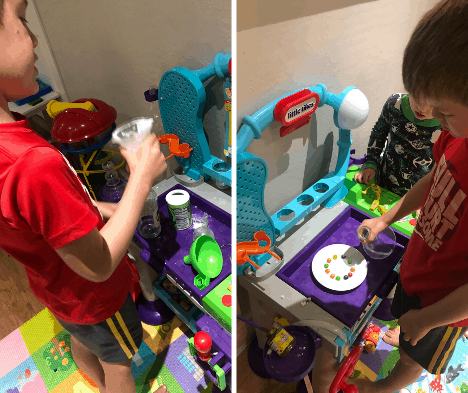 At home activities for kids