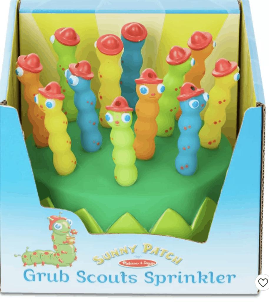 outdoor toys for kids sprinkler