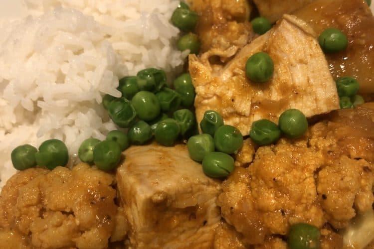 Costco Curry Chicken