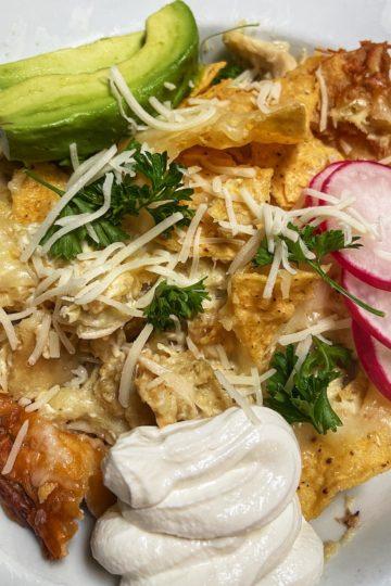 Mexican Crunchy Casserole