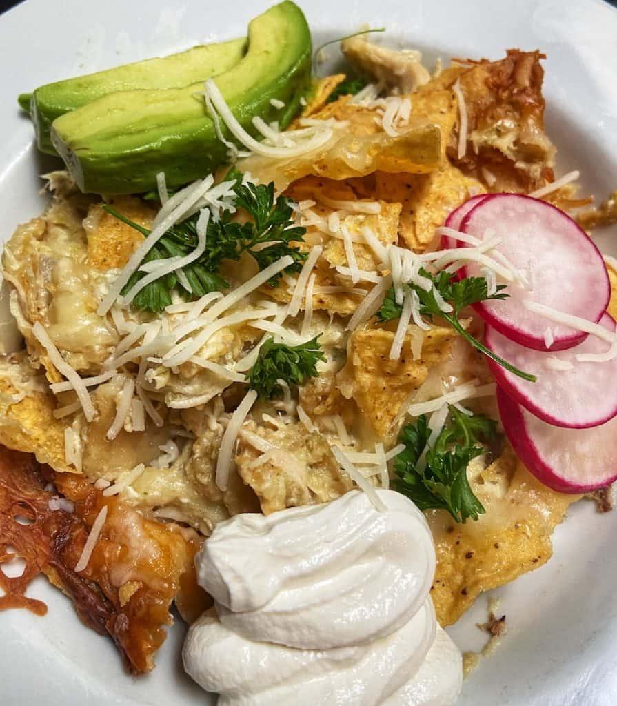 Mexican Crunchy Chicken Casserole