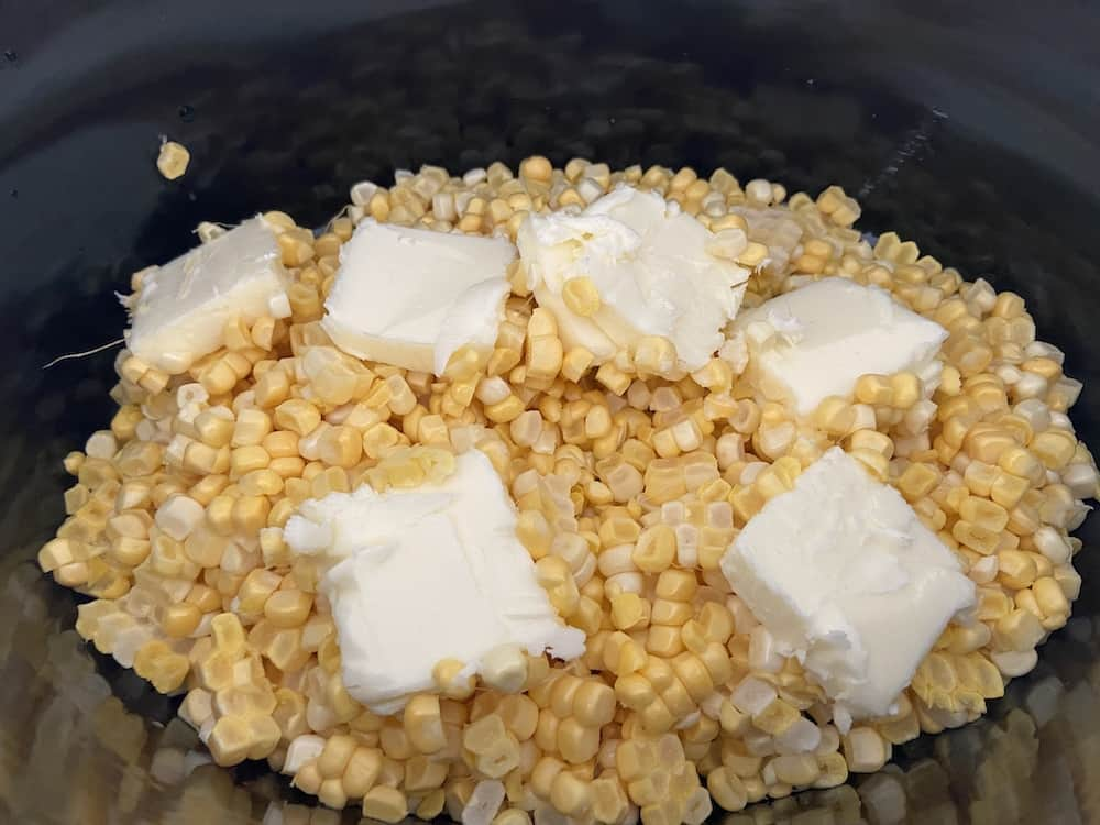 Thanksgiving Creamed Corn