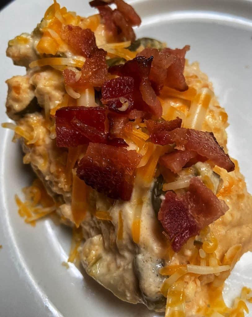 Crockpot Jalapeño Chicken