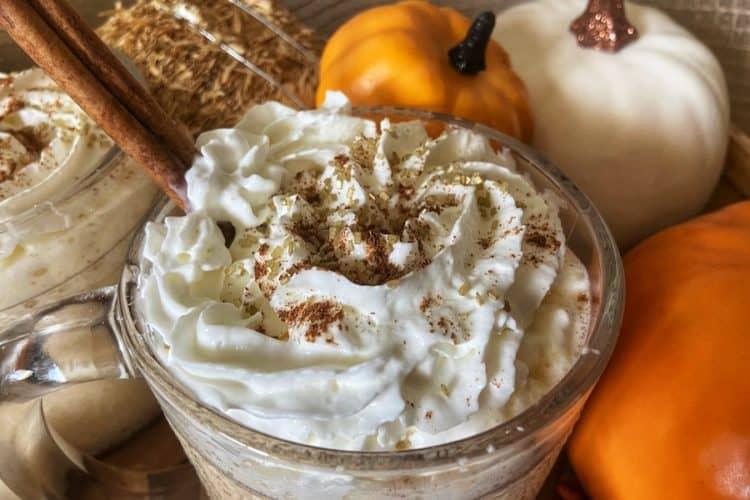 Crock Pot Pumpkin Hot Chocolate